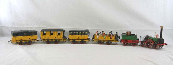 Eisenbahn m rklin 5750 adler zug n rnberg f rth limitiert for A 5000 7806